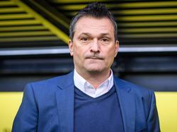 Christian Heidel muss beim FC Schalke 04 eventuell im Winter nachrüsten