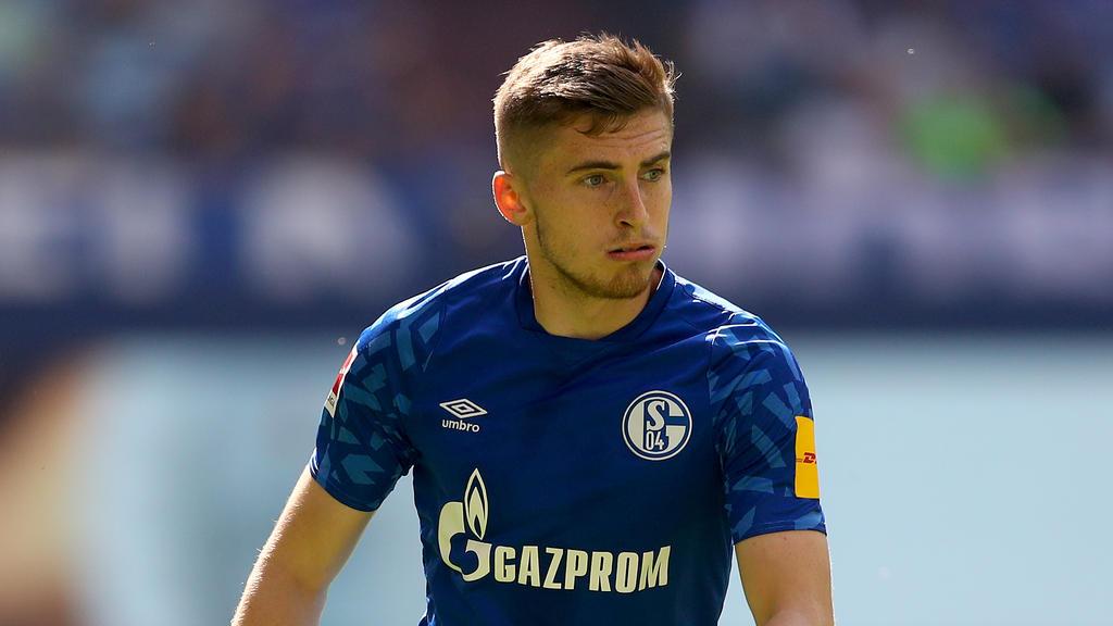 Jonjoe Kenny kickt seit diesem Jahr auf Schalke