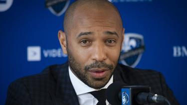 Thierry Henry wird als Chefcoach in Montreal vorgestellt