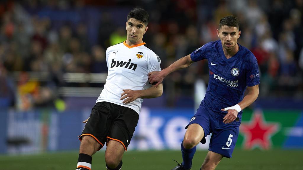 Chelsea kam nicht über ein 2:2 bei Valencia hinaus