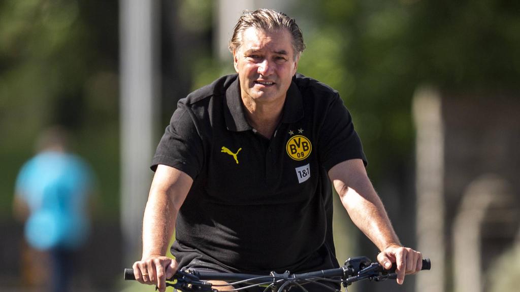 Michael Zorc geht in sein letztes Jahr als BVB-Sportdirektor