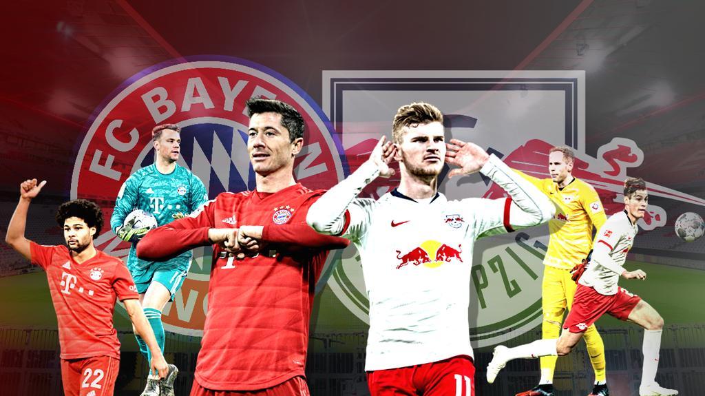 Bayern Rb Leipzig