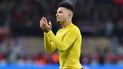 Jadon Sancho und der BVB wollen dem FC Bayern auf den Fersen bleiben