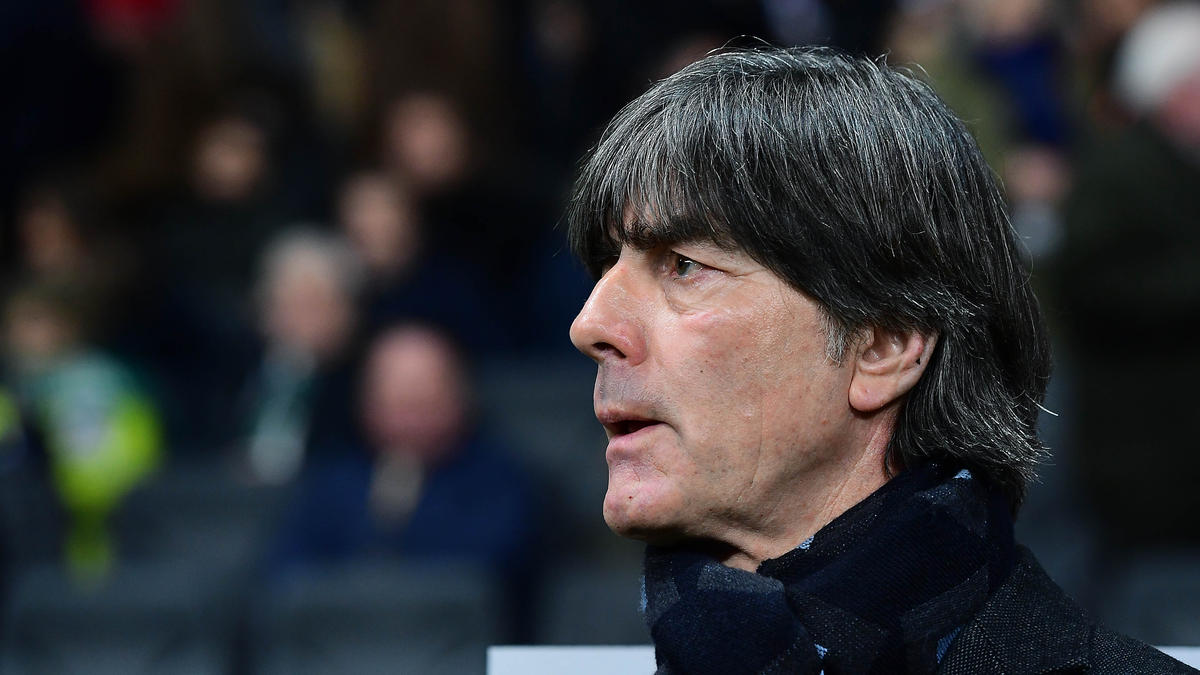Joachim Löw ist seit 2006 Trainer der deutschen Nationalmannschaft