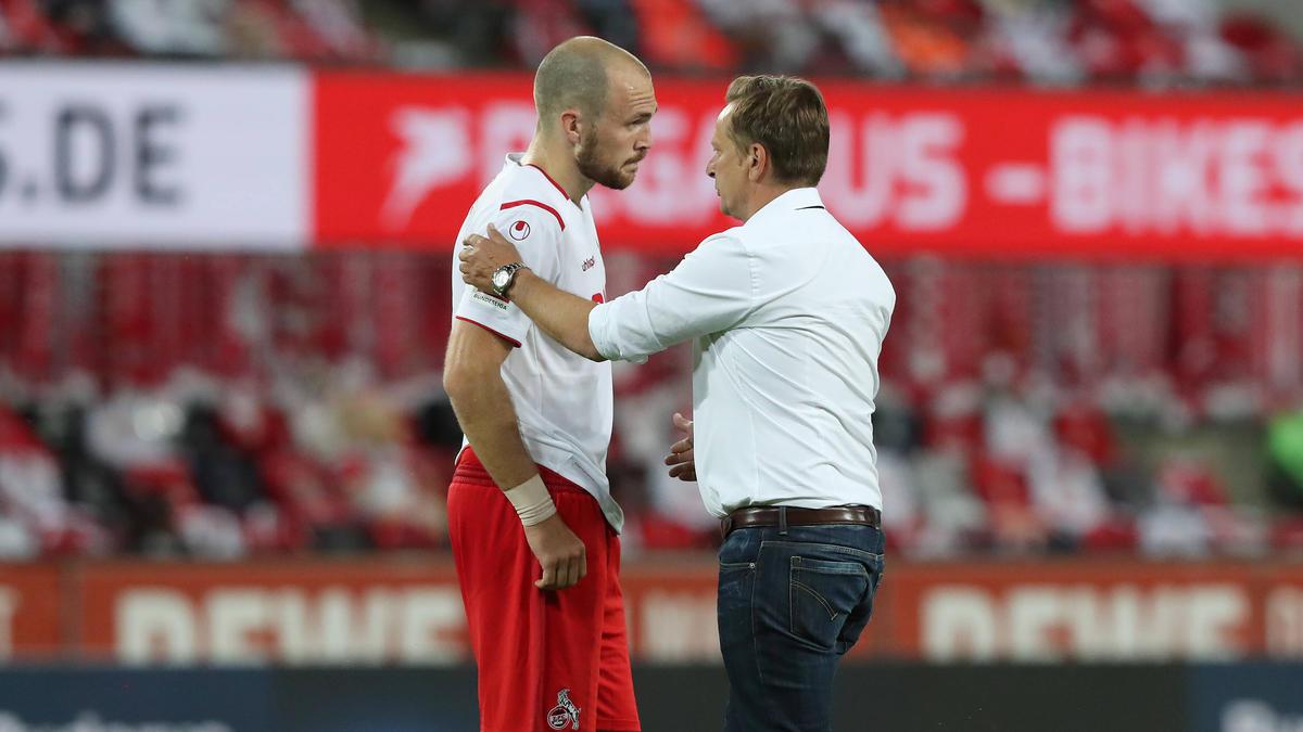 Rafael Czichos feierte sein Comeback für den 1. FC Köln