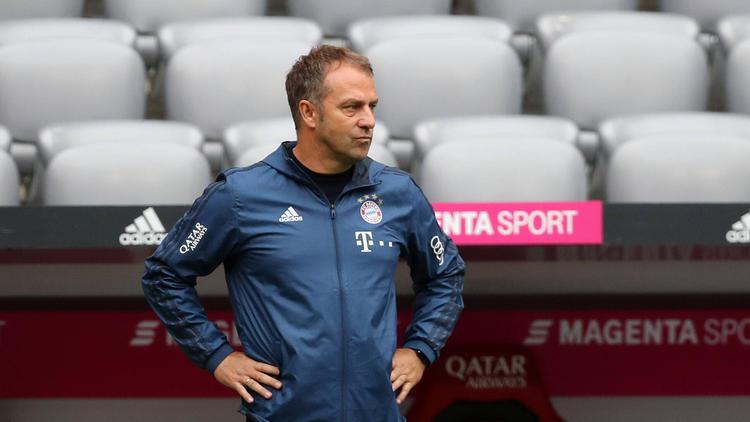 Hansi Flick wünscht sich angeblich einen weiteren Neuzugang beim FC Bayern