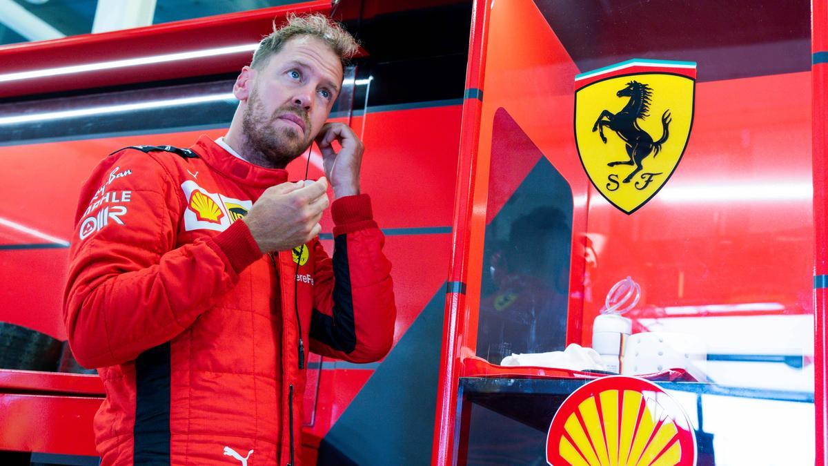 Fühlt sich von der FIA und der Formel 1 im Stich gelassen: Sebastian Vettel