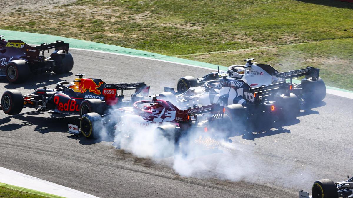 Formel 20   Pressestimmen zum Toskana Grand Prix