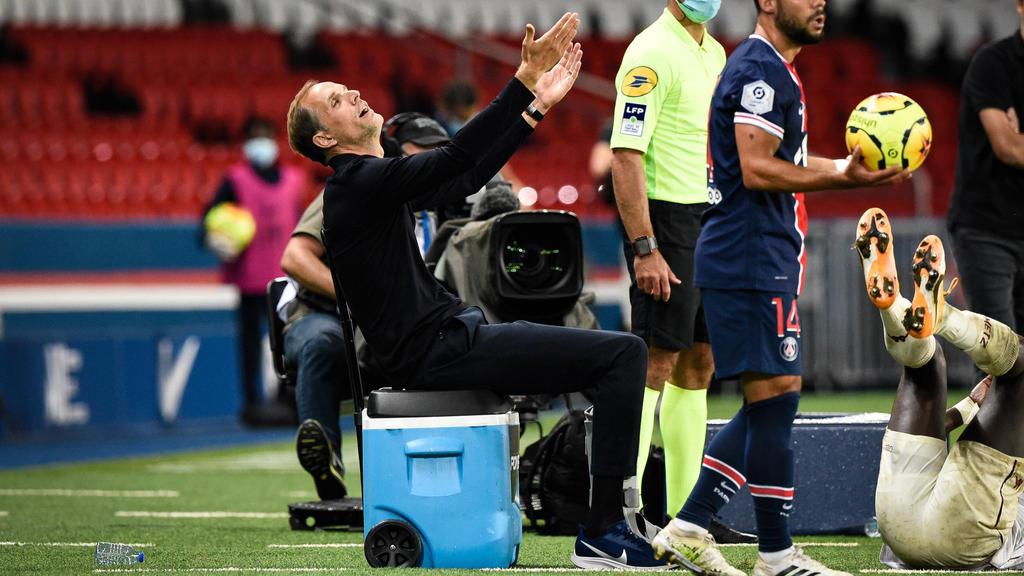 Thomas Tuchel und PSG haben einen schweren Saisonstart hinter sich