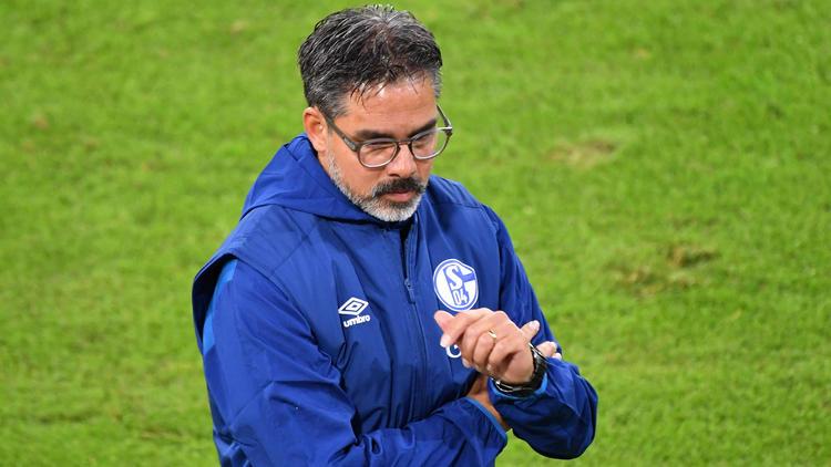 David Wagner ist beim FC Schalke schwer angezählt