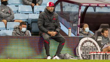 Jürgen Klopp und der FC Liverpool kamen mächtig unter die Räder
