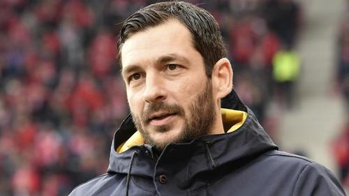 Trainiert Dynamo Moskau: Sandro Schwarz