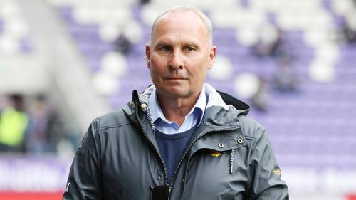 Präsident von Erzgebirge Aue: Helge Leonhardt