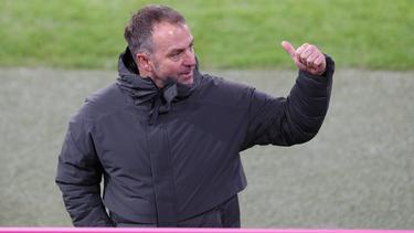 Bayern-Coach Flick muss mit seinem Team gegen Al Ahly SC ran