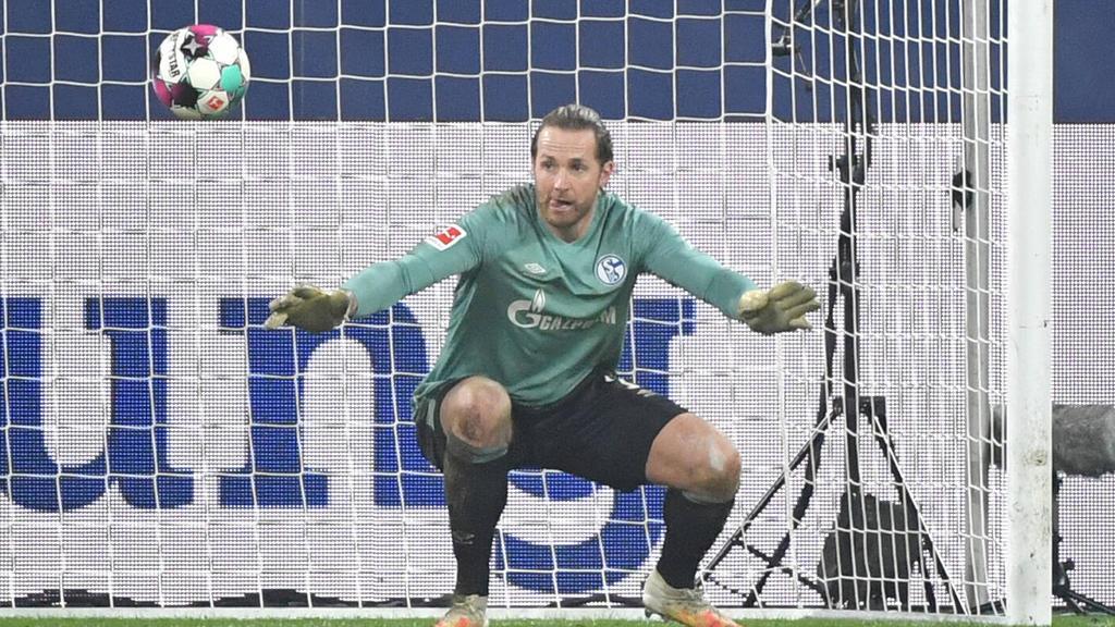 Ralf Fährmann hat sich den Stammplatz im Tor des FC Schalke 04 erkämpft