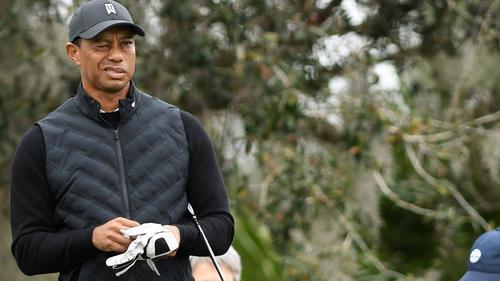 Muss pausieren: Tiger Woods
