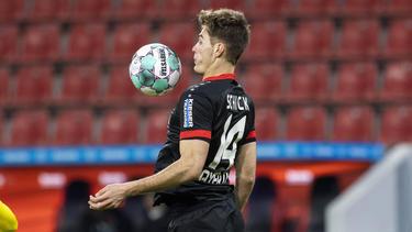 Patrick Schick von Bayer Leverkusen soll für das Länderspiel der Tschechen gegen Estland eingeflogen werden