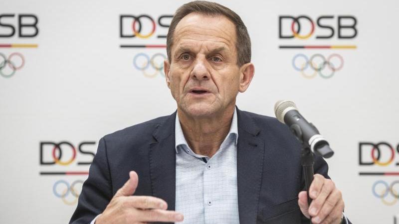 DOSB-Präsident Alfons Hörmann ist wegen der sinkenden Mitgliederzahlen in Sorge