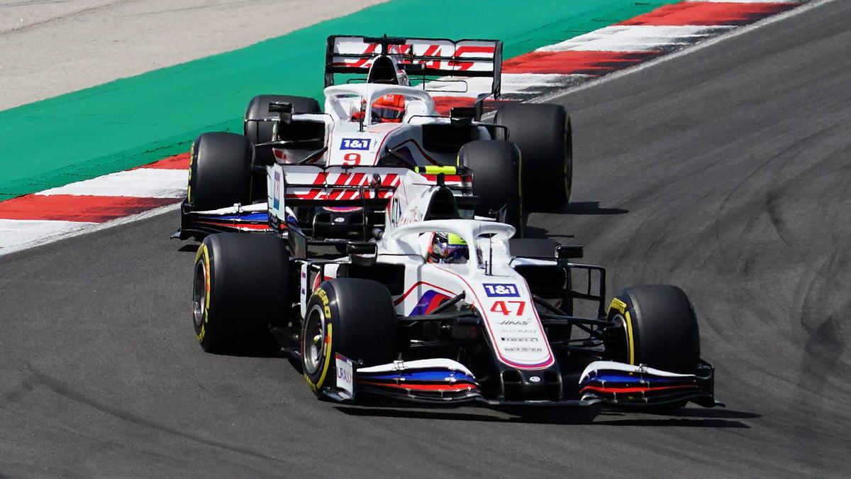 Mick Schumacher zeigte in Portimao ein starkes Rennen im unterlegenen Haas
