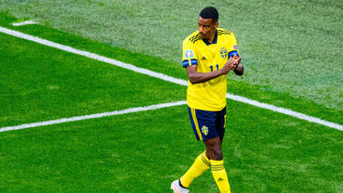 Alexander Isak verließ den BVB bereits 2019 in Richtung Real Sociedad