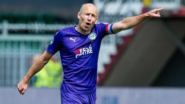 Hat noch nicht über seine Zukunft entschieden: Arjen Robben