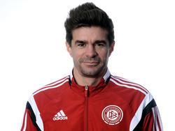 Jugendtrainer in Leverkusen: Patrick Weiser