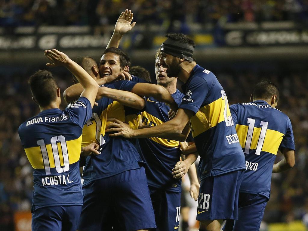 Copa Sudamericana » Noticias » Boca Juniors despacha a Rosario ...