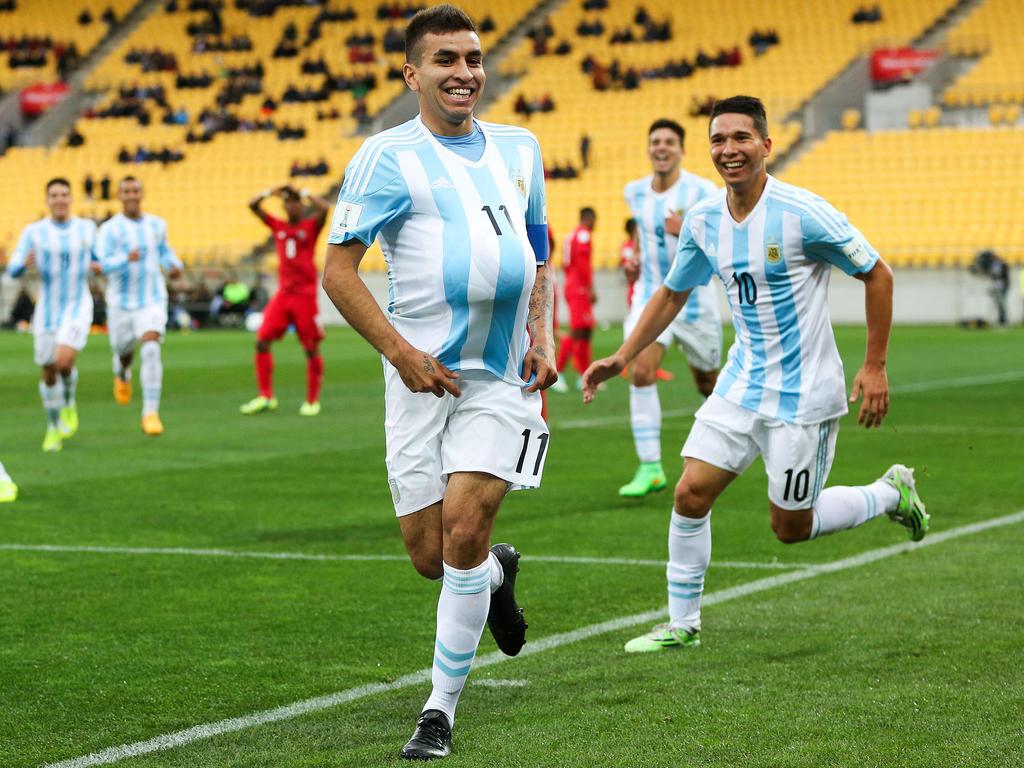 Argentina se complica las cosas en Corea (Foto: Getty)