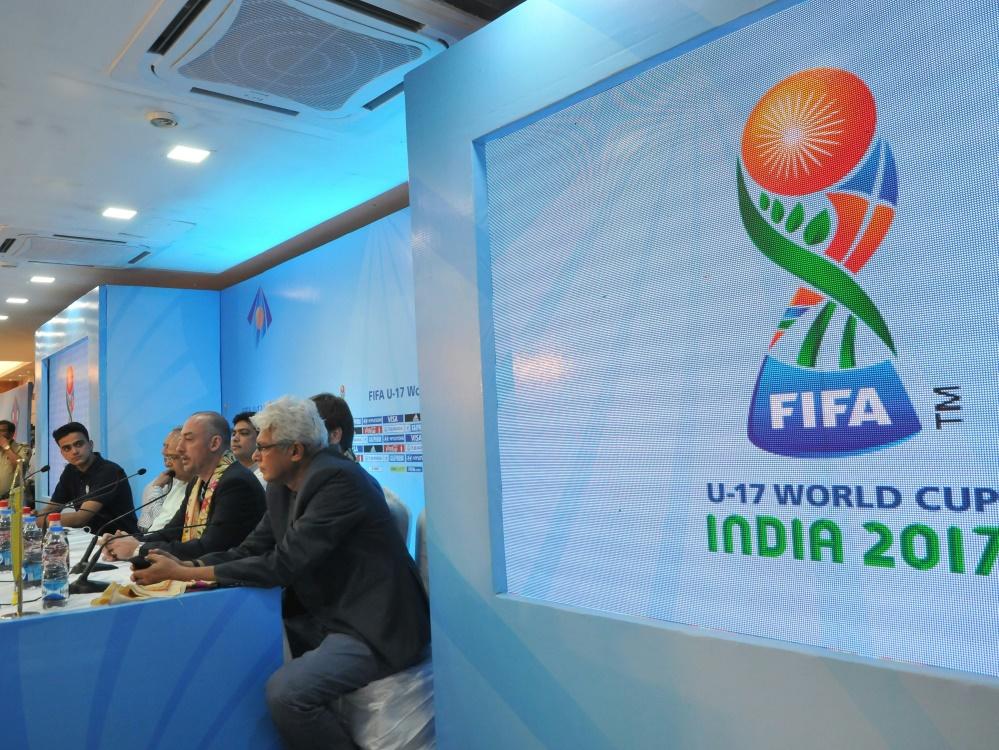 Die FIFA überprüft das Alter der Spieler bei der U-17 WM Indien