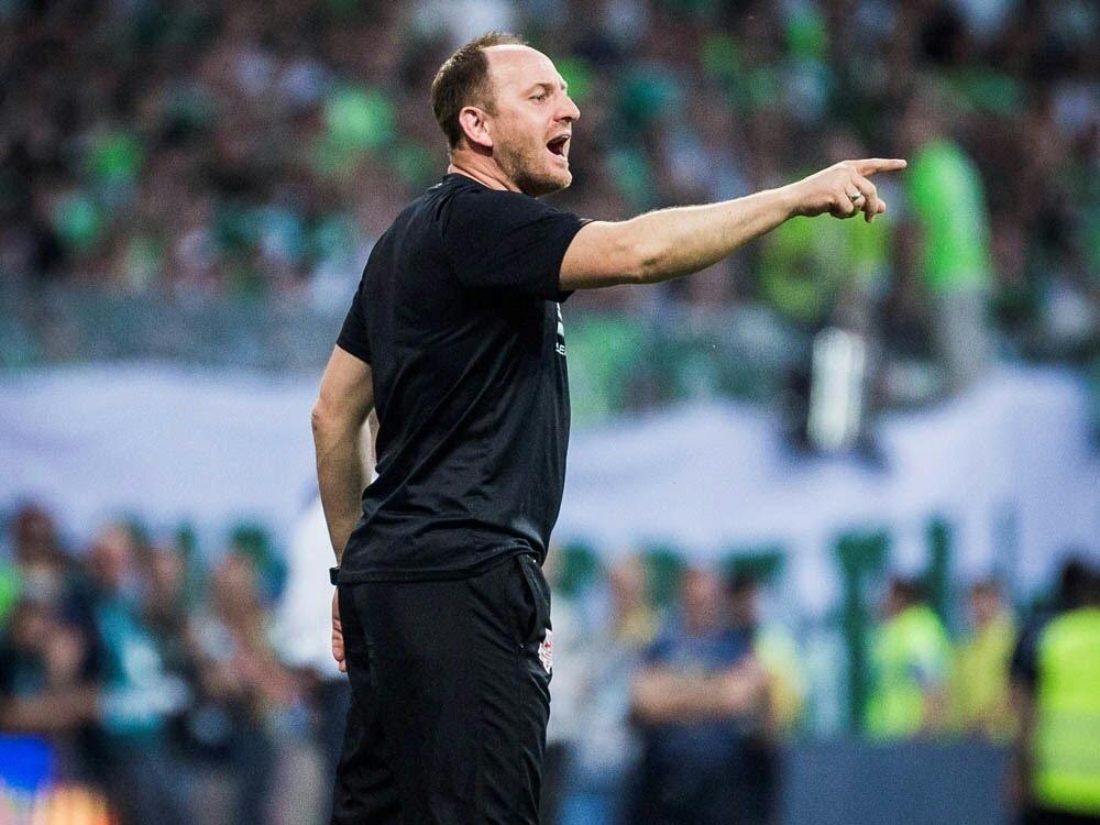 Pleite für den MSV und Trainer Torsten Lieberknecht