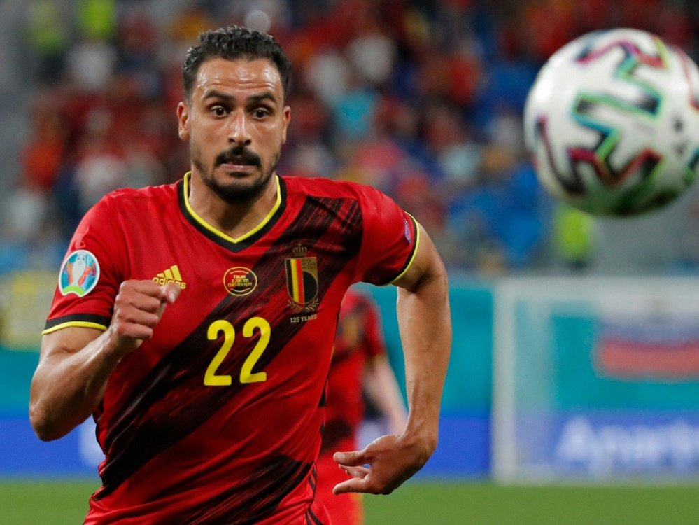 Nacer Chadli reiste nicht mit nach Sevilla