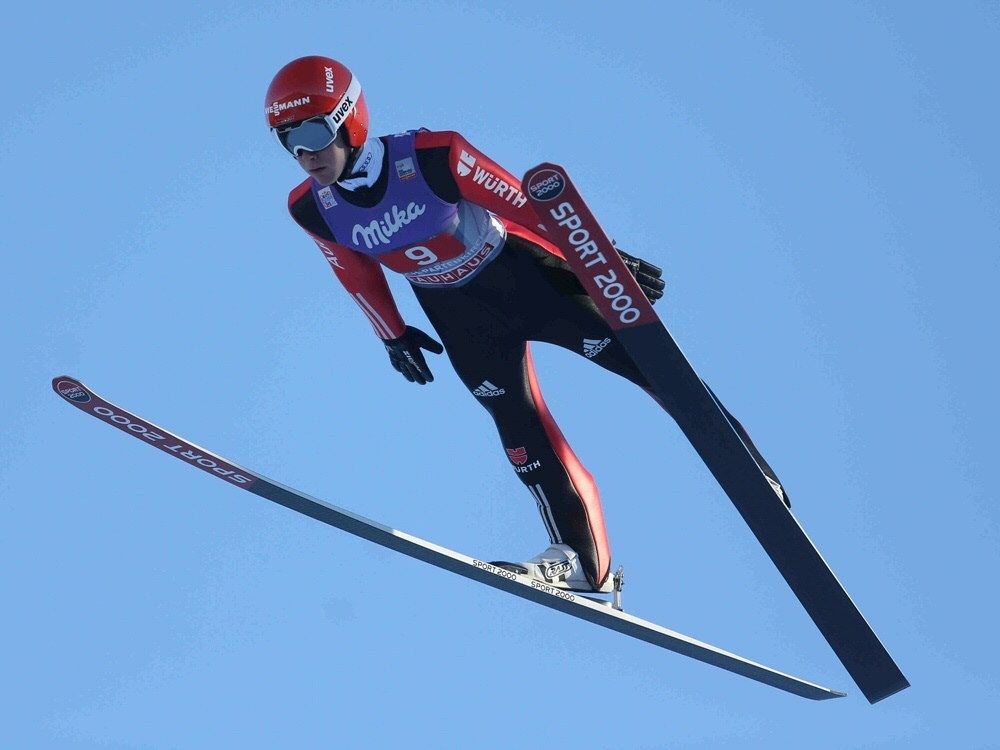 Stephan Leyhe hat die Qualifikation in Zakopane gewonnen
