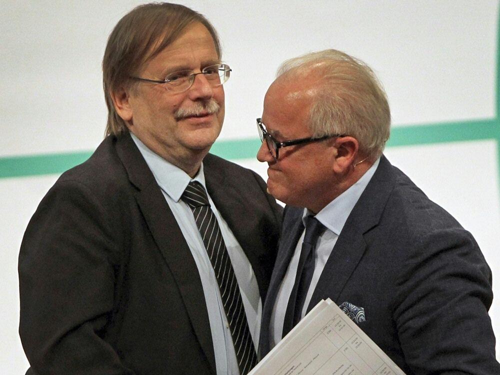 Rainer Koch und Fritz Keller wenden sich an die Amateure