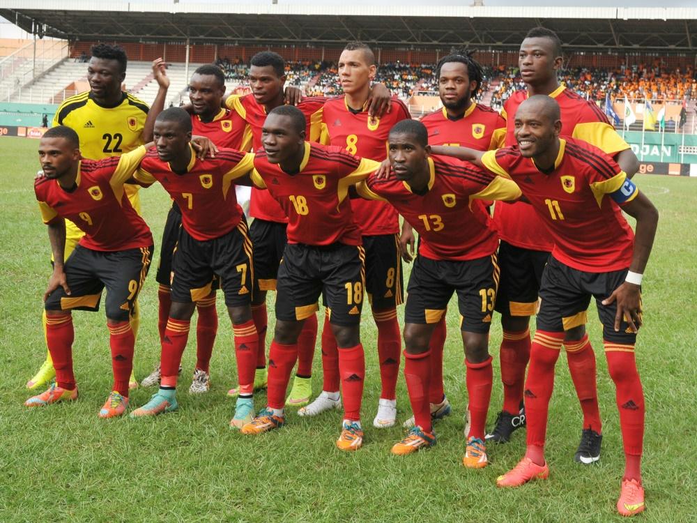 Die Nationalmannschaft Angolas steht ohne Trainer da