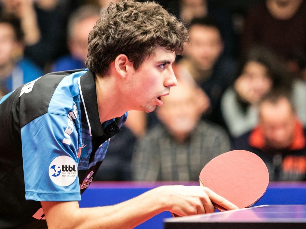 Dyjas gewann eines der drei Einzel für Ochsenhausen
