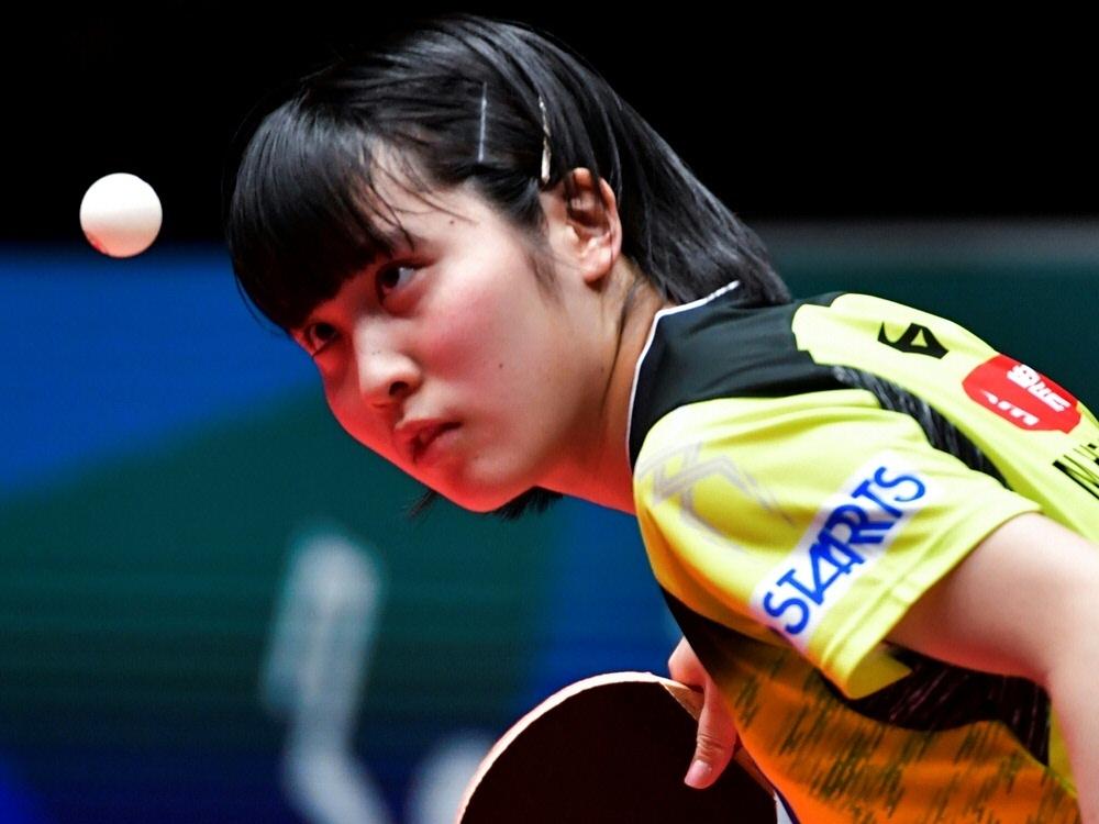 Auf Siegkurs: Chinesen um Olympiasiegerin Ding Ning