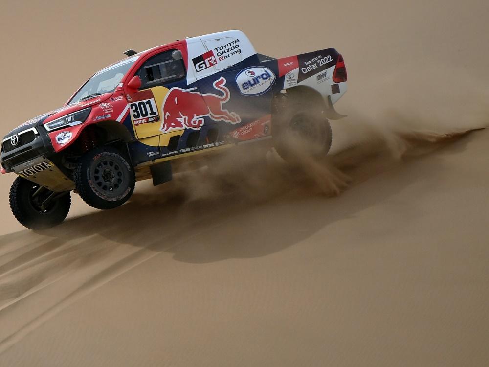 Rallye Dakar: Al-Attiyah holt seinen fünften Tagessieg