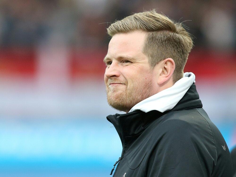 Maximilian Vollmar wird neuer Teammanager