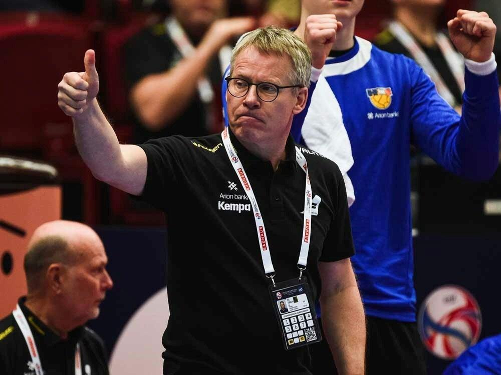 Gudmundur Gudmundsson wird neuer Trainer in Melsungen