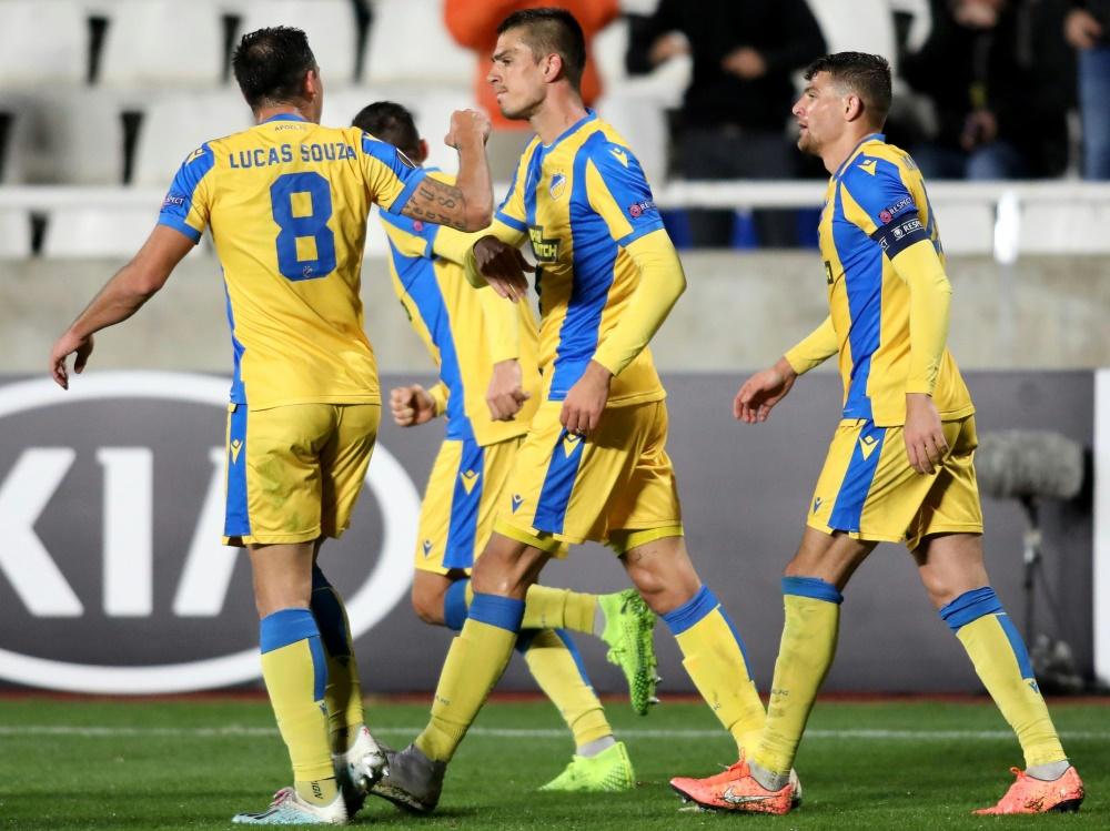 Die Liga in Zypern nimmt den Spielbetrieb wieder auf