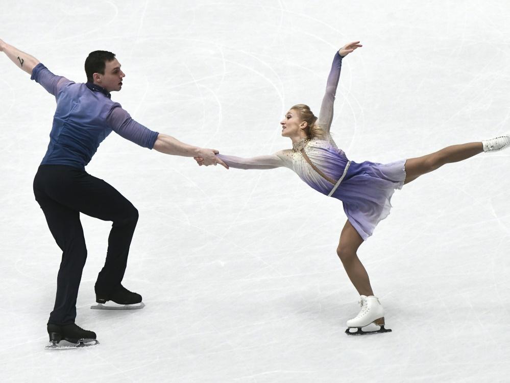 AljonaSavchenko möchte zurück aufs Eis