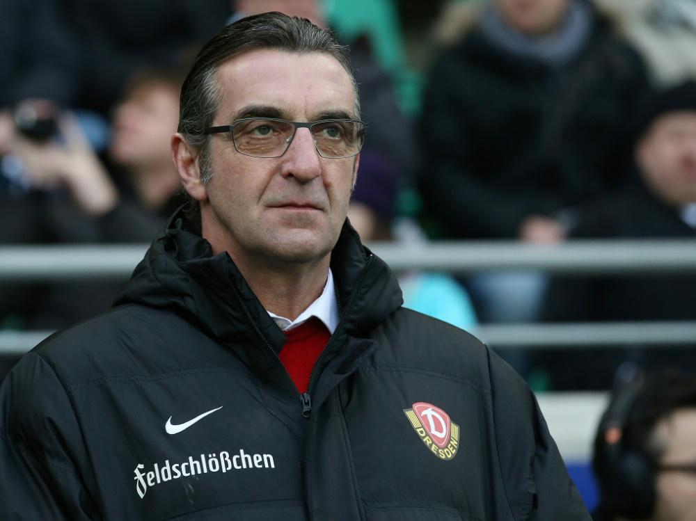 Dynamo Dresden dankt scheidendem Sportchef Ralf Minge