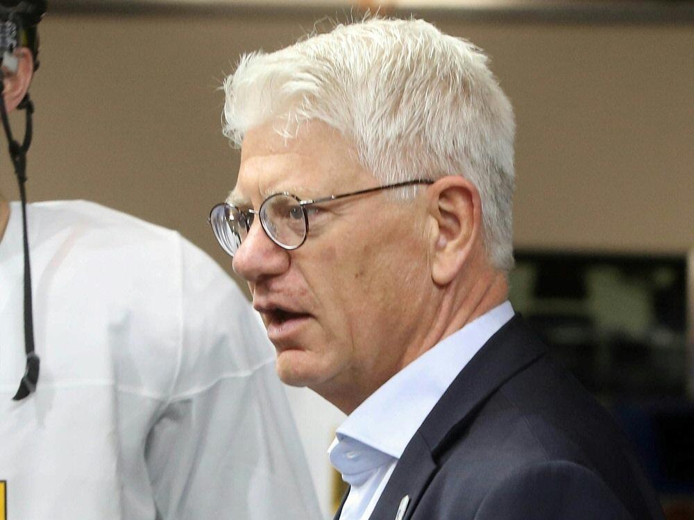 Franz Reindl will Chef vom Eishockey-Weltverband werden
