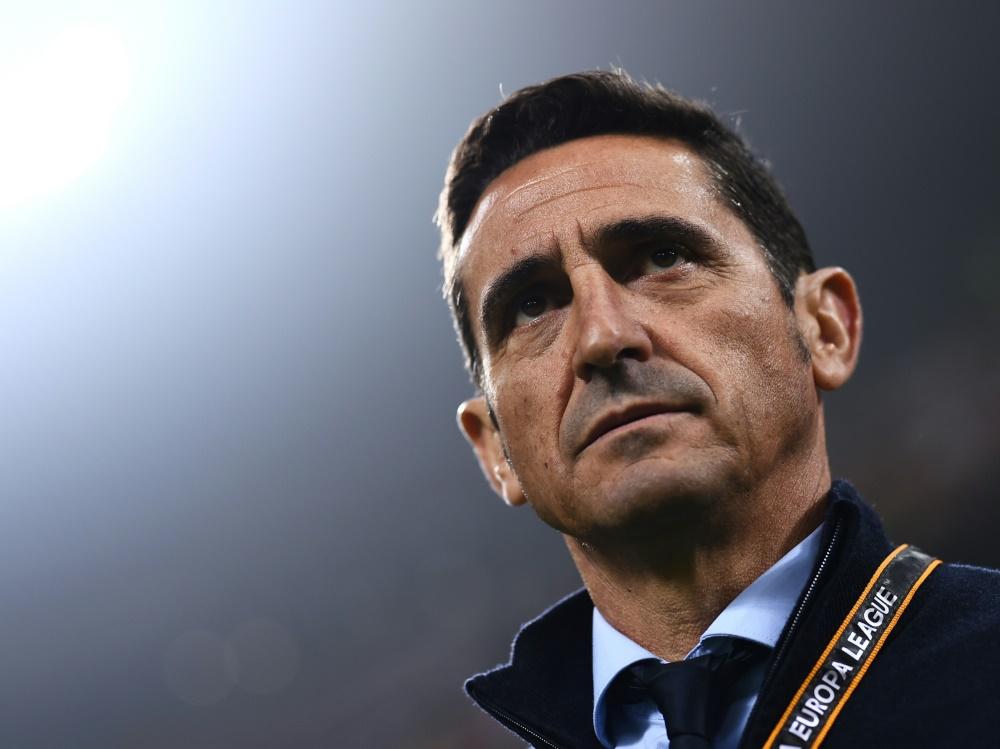 Manolo Jiménez kehrt zum dritten Mal zu AEK Athen zurück