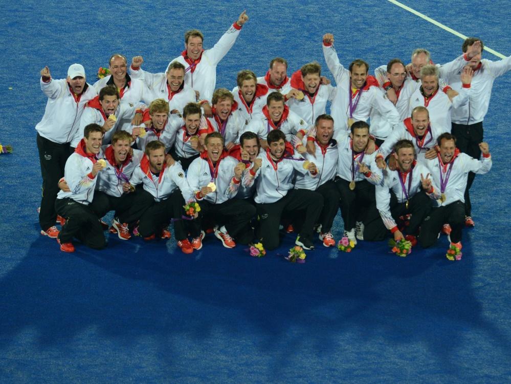 Die Olympiasieger von 2012