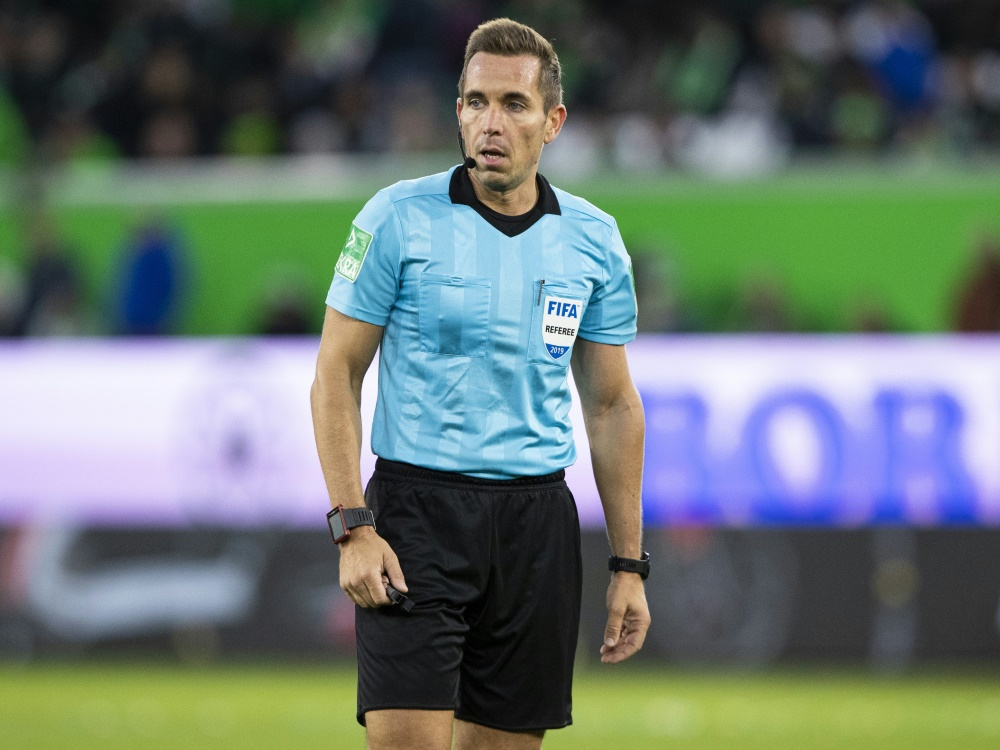 Uefa Schiedsrichter