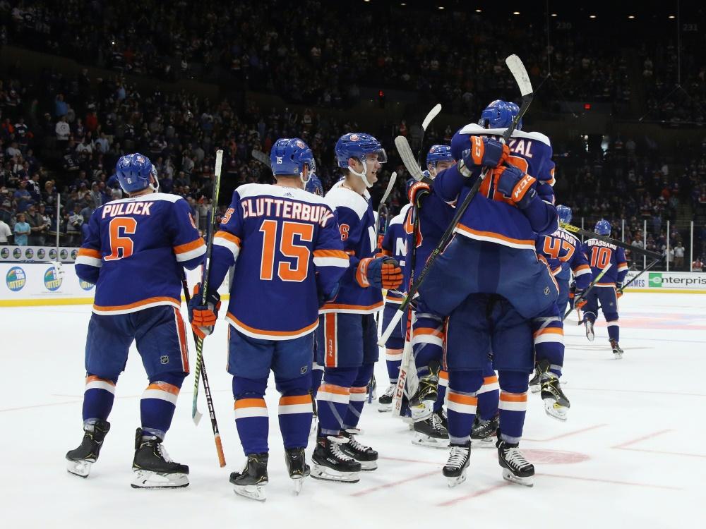 Kühnhackl und die Islanders gewinnen weiter
