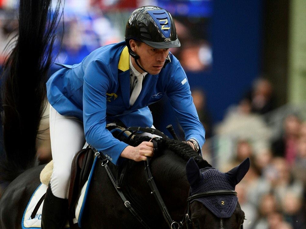Ahlmann schafft Sprung in den deutschen Olympiakader