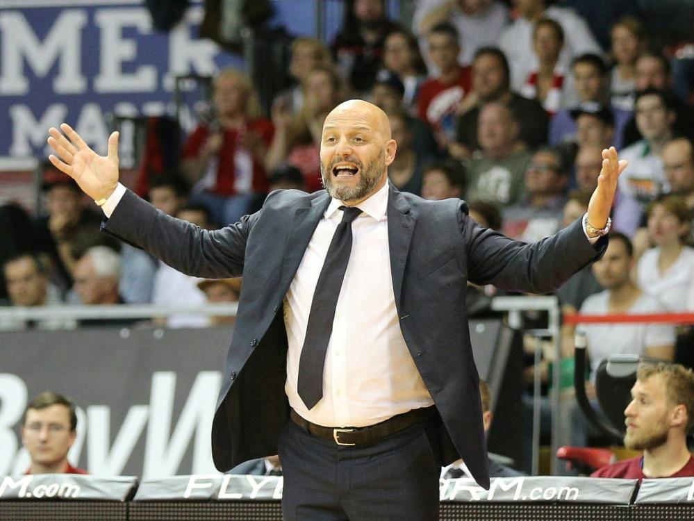 Saša Đorđević sah eine gelungene Vorstellung seiner Bayern