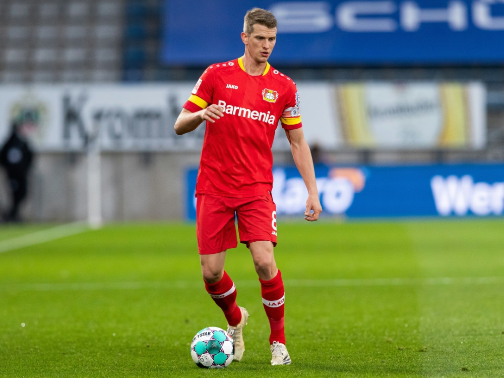 Lars Bender wird Ehrenspielführer von Bayer Leverkusen